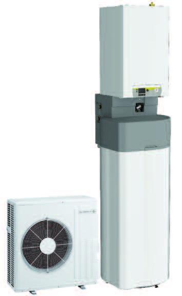 Imagen de la nueva bomba de calor Alezio Compact